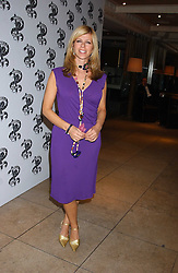 TV presenter KATE GARRAWAY at fashion label Wheels & Dollbaby's summer party at the Embassy nightclub, Old Burlington Street, London W1 on 19th July 2005.<br />