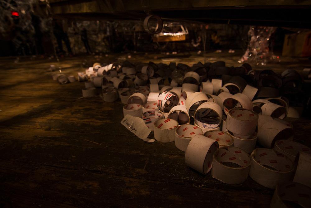 The Paper Factory, Griffintown, Jour 5