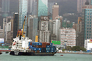 Cargo boats and port&amp;#xD;Taxis, cars. lights, stores, noise,  signs and movement Kowloon Island  Hong Kong China Asia&amp;#xD;&copy; KIKE CALVO - V&amp;W&amp;#xD;metropolitan British colony Chinese kowloon urban city cosmopolitan asian shooping paradise technology business architecture buildings landmark taxi<br />