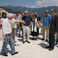 La Follia dell'arte - Inaugurazione mostra - Ravello Festival 2010