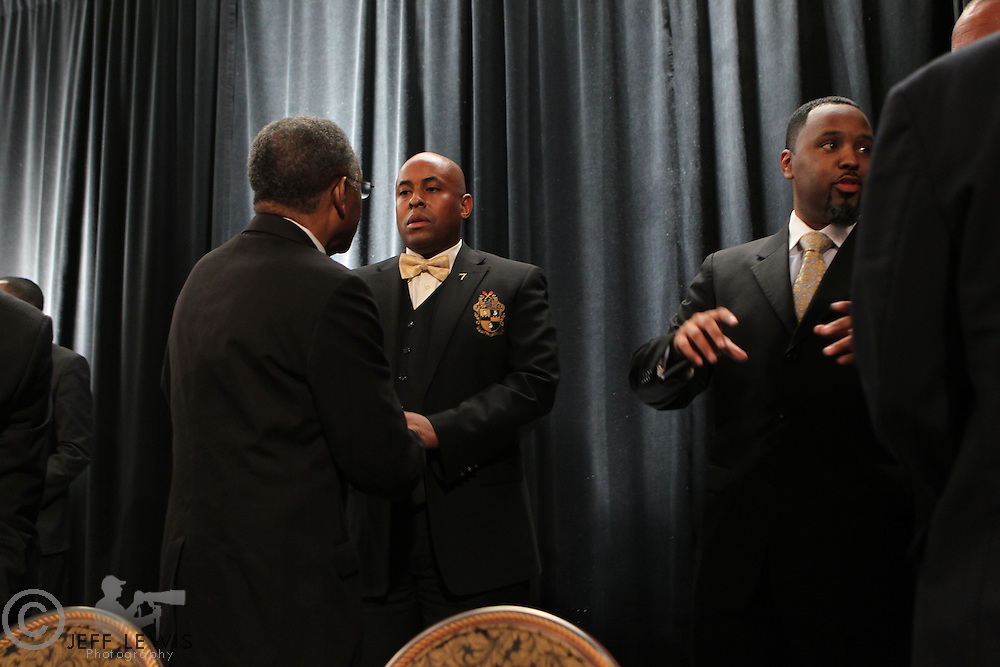 24 July 2010: Alpha Phi Alpha 104th Anniversary General Convention, Las Vegas, Nevada..Business Session