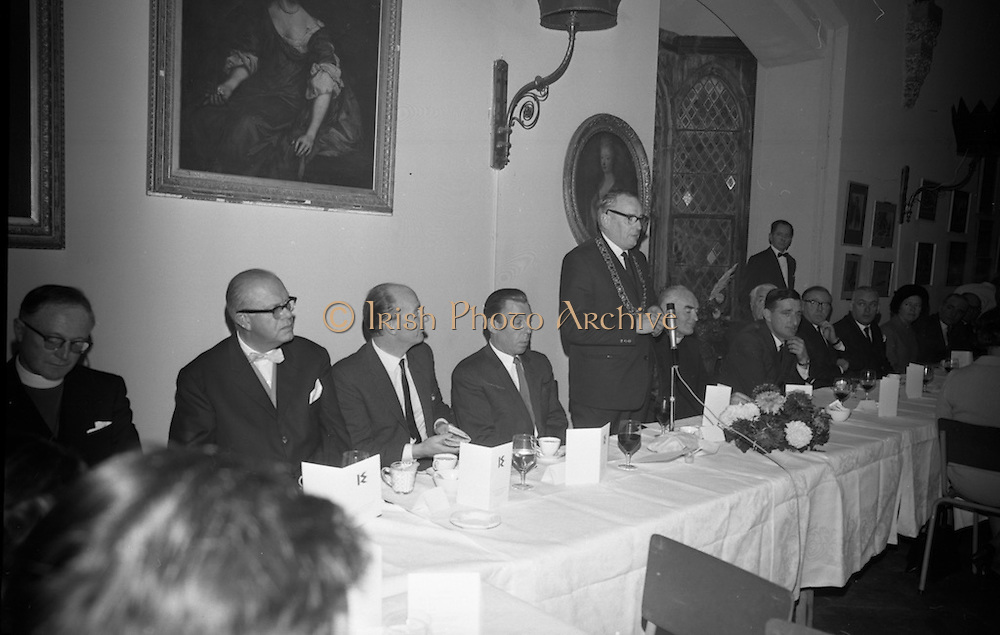 Opening of Kilkenny Design Workshop.<br /> 15.11.1965