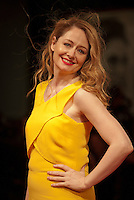 Actress Miranda Otto at the gala screening for the film Equals at the 72nd Venice Film Festival, Saturday September 5th 2015, Venice Lido, Italy.