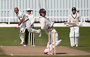 Sussex CCC v Surrey CCC Friendly 07/04/2015