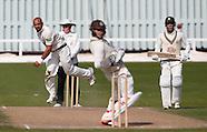 Sussex CCC v Surrey CCC Friendly 07/04/2015