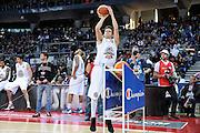 DESCRIZIONE : Pesaro Edison All Star Game 2012<br /> GIOCATORE : Travis Diener<br /> CATEGORIA : gara tiro tre tiro<br /> SQUADRA : All Star Team<br /> EVENTO : All Star Game 2012<br /> GARA : Italia All Star Team<br /> DATA : 11/03/2012 <br /> SPORT : Pallacanestro<br /> AUTORE : Agenzia Ciamillo-Castoria/C.De Massis<br /> Galleria : FIP Nazionali 2012<br /> Fotonotizia : Pesaro Edison All Star Game 2012<br /> Predefinita :