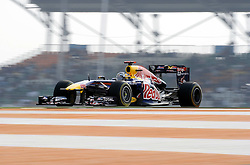 28.10.2011, Jaypee-Circuit, Noida, IND, F1, Grosser Preis von Indien, Noida, im Bild Sebastian Vettel (GER), Red Bull Racing // during the Formula One Championships 2011 Large price of India held at the Jaypee-Circui 2011-10-28  EXPA Pictures © 2011, PhotoCredit: EXPA/ nph/  Dieter Mathis        ****** only for AUT, SLO,POL ******