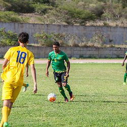 Caribbean Football Union Boy's Under 17 Tournament: Jamaica v. USVI