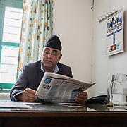 The Hon. Lok Mani Dhakal, of Janajagran party, is the only Christian MP in the Nepali Parlament among over 601 MPs