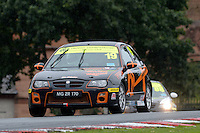 #19 Richard Marsh MG ZR 170 during the The John Woods Motorcars MG Trophy Championship at Oulton Park, Little Budworth, Cheshire, United Kingdom. September 03 2016. World Copyright Peter Taylor/PSP.