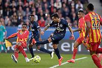 Ezequiel Lavezzi  - 07.03.2015 -   PSG / Lens -  28eme journee de Ligue 1 <br />Photo : Andre Ferreira / Icon Sport