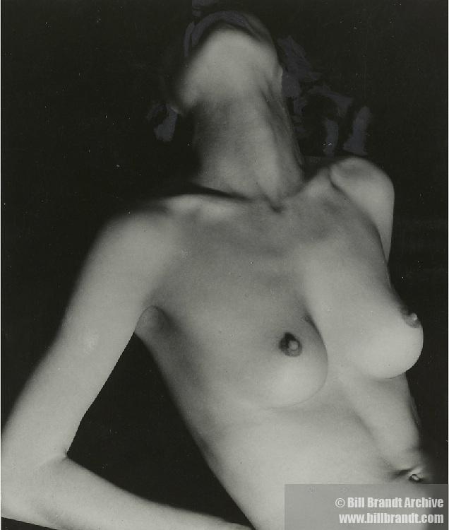 Nude reclining 1930s