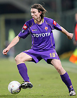 """Riccardo Montolivo (Fiorentina)<br /> Firenze 19/02/2009 Stadio """"Artemio Franchi""""<br /> Coppa Uefa 2008/2009<br /> Fiorentina-Ajax (0-1)<br /> Foto Luca Pagliaricci Insidefoto"""