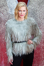 Cate Blanchett at the London Premiere of Oceans 8 in Leicester Square. London, June 15 2018.