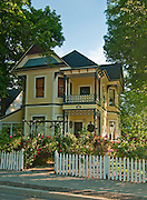 Historic home in Weiser, Idaho.
