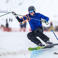 Hailey Skijoring
