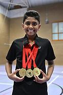 U13 Gold Badminton - Cheltenham - 2019
