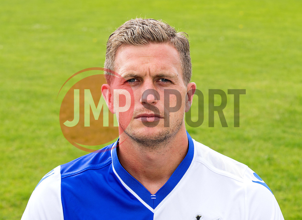 Lee Mansell of Bristol Rovers - Mandatory by-line: Robbie Stephenson/JMP - 04/08/2016 - FOOTBALL - The Lawns Training Ground - Bristol, England - Bristol Rovers Head Shots