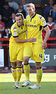 Crawley Town v Tranmere Rovers 220912