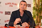DESCRIZIONE : Milano Presentazione di Jasmin Repesa nuovo allenatore Olimpia Miliano <br /> GIOCATORE : Livio Proli<br /> CATEGORIA : ritratto presidente<br /> SQUADRA : EA7 Olimpia Milano<br /> EVENTO : LegaBasket Serie A Beko 2015/2016<br /> GARA : Presentazione di Jasmin Repesa<br /> DATA : 06/07/2015 <br /> SPORT : Pallacanestro <br /> AUTORE : Agenzia Ciamillo-Castoria / Richard Morgano<br /> Galleria : Lega Basket A 2015-2016 Fotonotizia : Milano Presentazione di Jasmin Repesa nuovo allenatore Olimpia Miliano  Predefinita :
