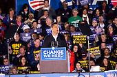 Obama - Cleveland Ohio Rally