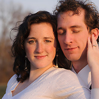 John Honaker & Meredith Wright pictured Saturday, March 23, 2013.