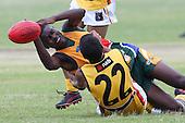 AFL Flying Boomerangs v SA Lions 28 Jan 2013