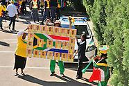 Bafana Bafana Parade through Sandton