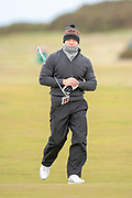 Brian O'Driscoll during the final round of the Alfred Dunhill Links Championships 2018 at West Sands, St Andrews, Scotland on 7 October 2018