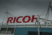 Ricoh Arena during the Sky Bet League 1 match between Coventry City and Southend United at the Ricoh Arena, Coventry, England on 31 August 2015. Photo by Simon Davies.