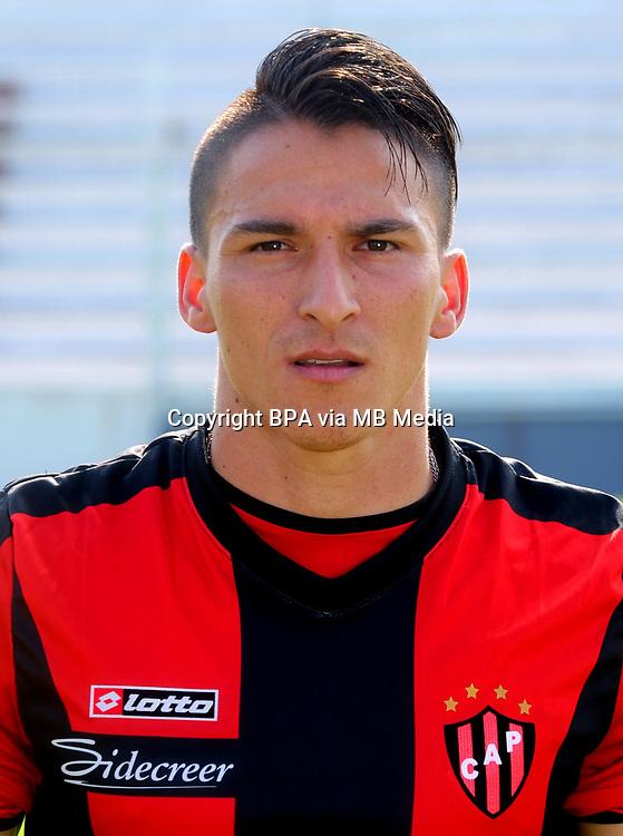 Argentina Football League First Division - Axion Energy 2016-2017 / <br /> Club Atletico Patronato de la Juventud Catolica - <br /> Lautaro Geminiani