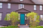 Louisa May Alcott's Orchard House (Home of Little Women), Concord, Massachusetts