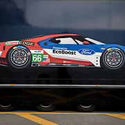 The FIA World Endurance Championship hosts the 2017 Prologue test days at the Autodromo National Monza in Italy