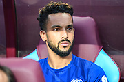Everton forward Theo Walcott (11) during the Premier League match between Aston Villa and Everton at Villa Park, Birmingham, England on 23 August 2019.