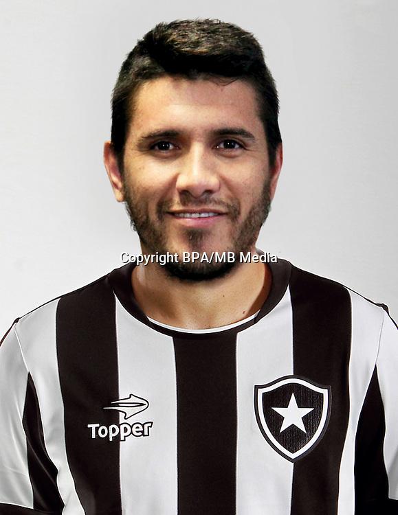 "Brazilian Football League Serie A / <br /> ( Botafogo de Futebol e Regatas ) - <br /> Gervasio Daniel Nunes "" Gervasio Nunes """