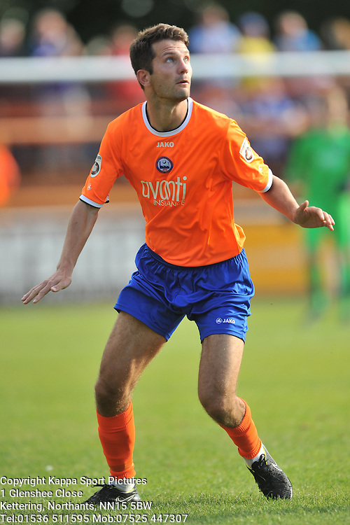 Mark Phillips Braintree Town, Braintree Town v Barrow AFC, Avanti Stadium Braintree, Vanarama National League, Saturday, 12th September 2015. Braintree Town v Barrow AFC, Avanti Stadium Braintree, Vanarama National League, Saturday, 12th September 2015.