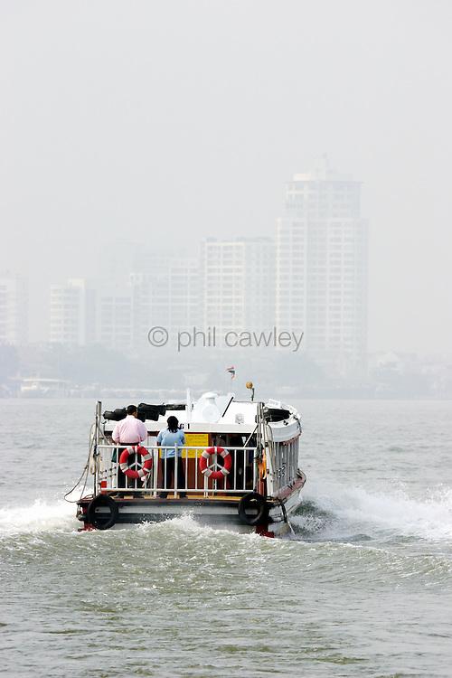 Express river boat Bangkok Thailand