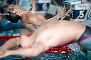 MILLI Matteo ITA In Sport Rane Rosse<br /> 50 Dorso Uomini<br /> Campionato Italiano Assoluto UnipolSai Primaverile di Nuoto 02/04/2019<br /> Nuoto Swimming<br /> <br /> Stadio del Nuoto di Riccione<br /> Photo © Andrea Masini/Deepbluemedia/Insidefoto