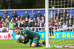 March 9, 2019 - London, England, United Kingdom - Stoke City's keeper Jack Butland during the second half of the Sky Bet Championship match between Queens Park Rangers and Stoke City at Loftus Road Stadium, London on Saturday 9th March 2019. (Credit Image: © Mi News/NurPhoto via ZUMA Press)