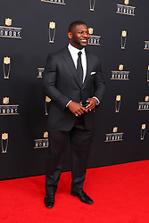 February 2, 2019 - Atlanta, GA, U.S. - ATLANTA, GA - FEBRUARY 02:  LaDainian Tomlinson  poses for photos on the red carpet at the NFL Honors on February 2, 2019 at the Fox Theatre in Atlanta, GA. (Photo by Rich Graessle/Icon Sportswire) (Credit Image: © Rich Graessle/Icon SMI via ZUMA Press)