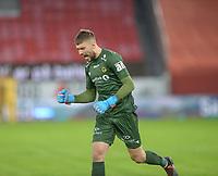 Fotball, 20. september 2020, Eliteserien, Brann-Bodø/Glimt - Nikita Haikin