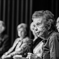 Young Professionals and Holocaust Survivors at JW3 06.03.2016