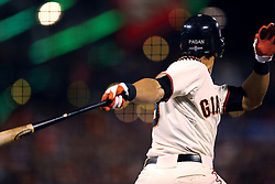 Angel Pagan, 2012 World Series Champion Giants