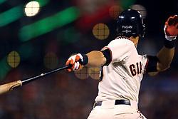 Angel Pagan, 2012 World Series Champion Giants