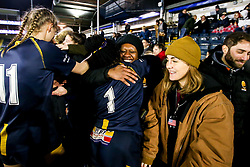 Akina Gondwe of Worcester Warriors Women - Mandatory by-line: Robbie Stephenson/JMP - 11/01/2020 - RUGBY - Sixways Stadium - Worcester, England - Worcester Warriors Women v Richmond Women - Tyrrells Premier 15s