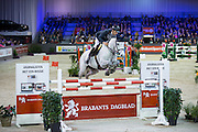 Leopold van Asten - VDL Groep Quinthago Z<br /> Indoop Brabant 2016<br /> © DigiShots