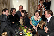 ROB BRYDON; TOM HOLLANDER; BILL NIGHY; FRAN HICKMAN; JANE WILD;  RUPERT PENRY-JONES. Langham Hotel party after a major renovation. Portland Place, London. 10 June 2009