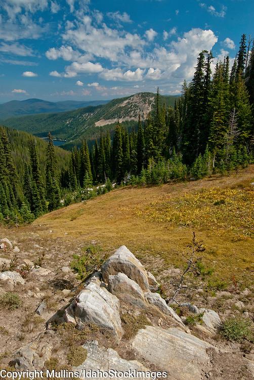 Gospel Hump Wilderness in central Idaho