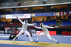 Fencing - Qualifications Challenge - 11 January 2019