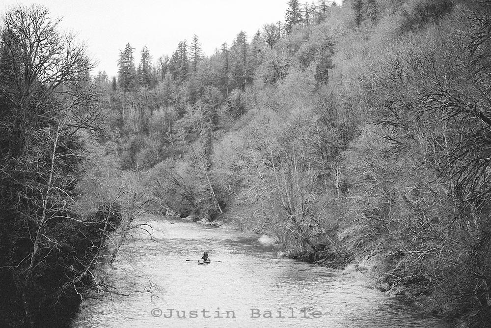 Nestucca River, Oregon.
